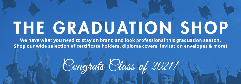 The Graduation Shop   Folders.com