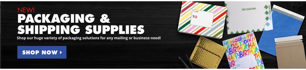 Packaging & Shipping Supplies | Folders.com