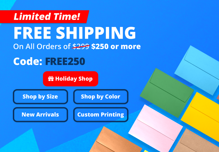 Envelopes.com Free Shipping