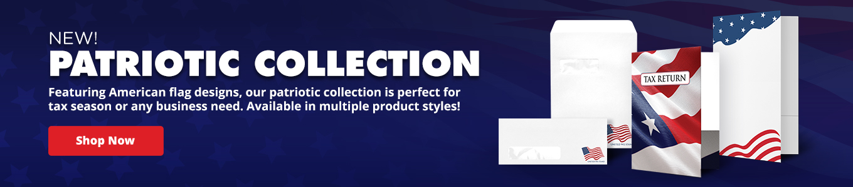 Patriotic Collection | Envelopes.com