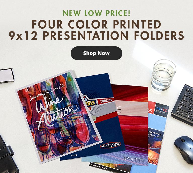 9x12 Presentation Folders   Folders.com