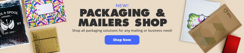 Packaging & Mailers Shop | Envelopes.com