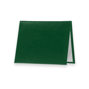 Padded Diploma Cover 8 x 10 - Landscape