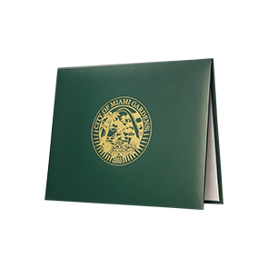 Padded Diploma Cover 8 1/2 x 11 - Landscape