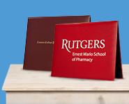 Padded Diploma Materials Banner
