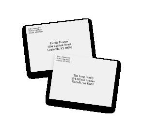 Recipient Addressing   Envelopes.com