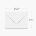 17 Mini Envelopes   Shop By Size   Envelopes.com