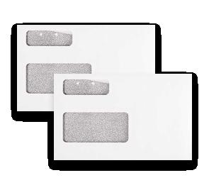 T4 Double Window Envelope | Envelopes.com