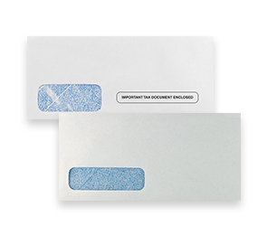 W-2/1099 Window Envelopes | Envelopes.com