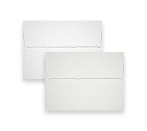 Deckle Edge Envelopes | Envelopes.com