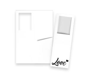 Photo Booth Photo Holders | Envelopes.com