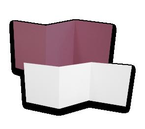 Z-Fold Invitations | Envelopes.com